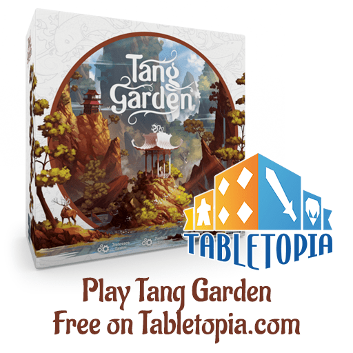 Play Tang Garden Free on Tabletopia