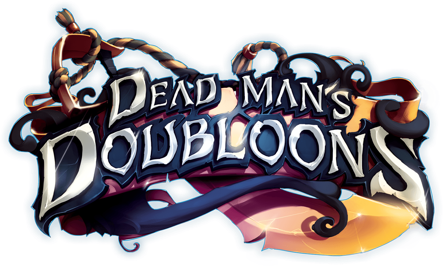 Dead Man's Doubloons Logo