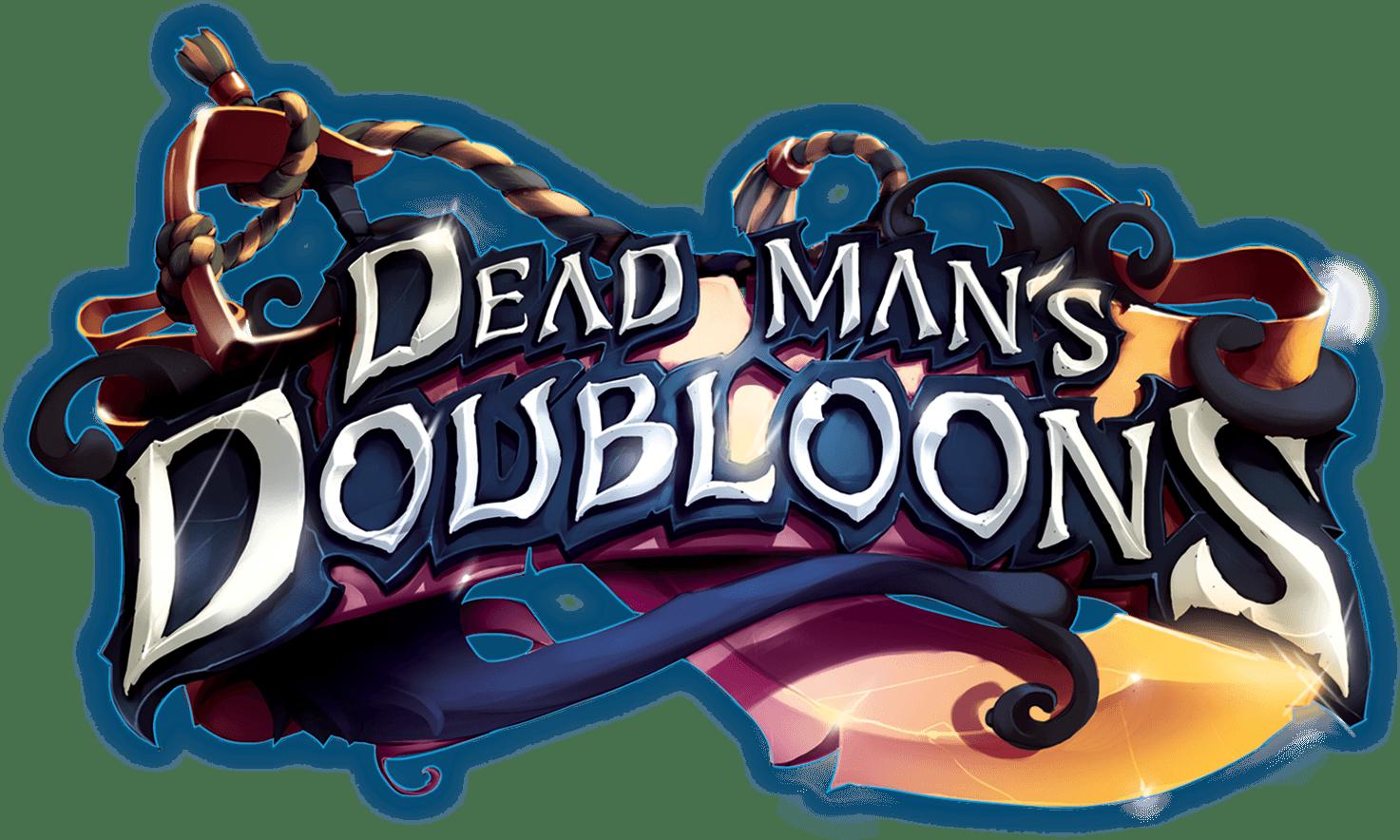 Dead Man's Doubloons Logo