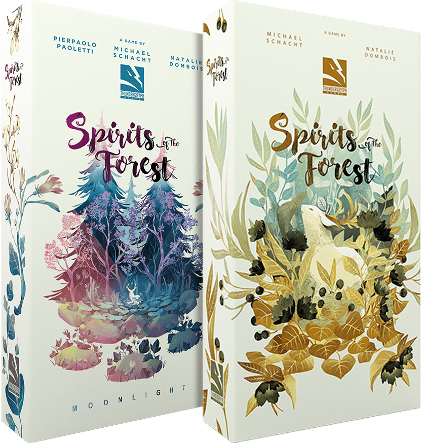 Spirits of the Forest Deluxe and Moonlight Deluxe