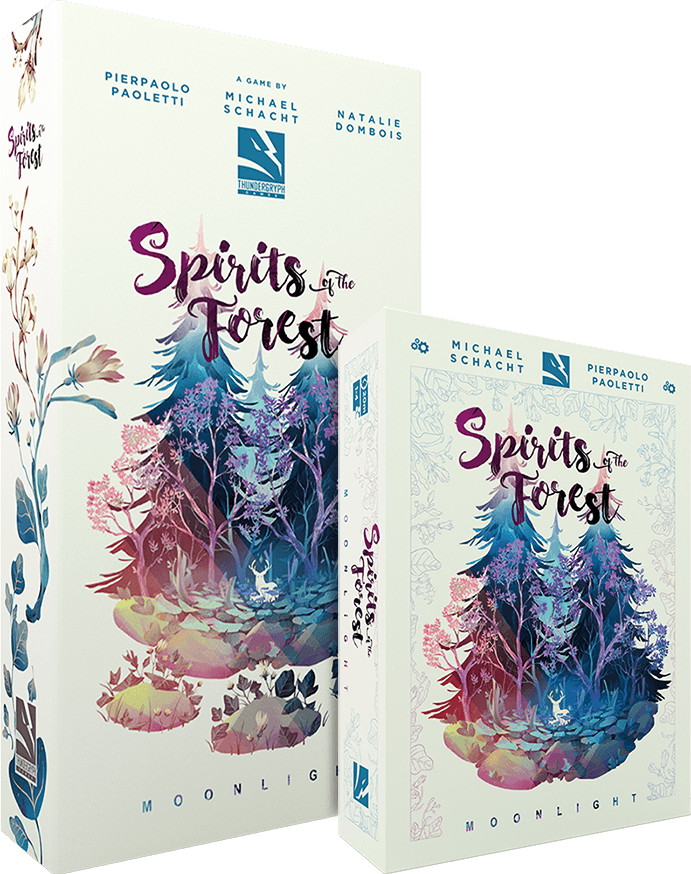 Spirits of the Forest: Moonlight Box