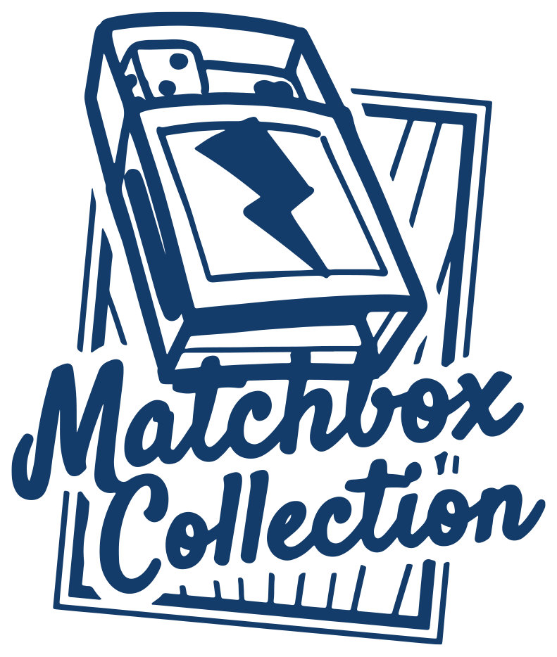 Thundergryph Matchbox Collection Logo