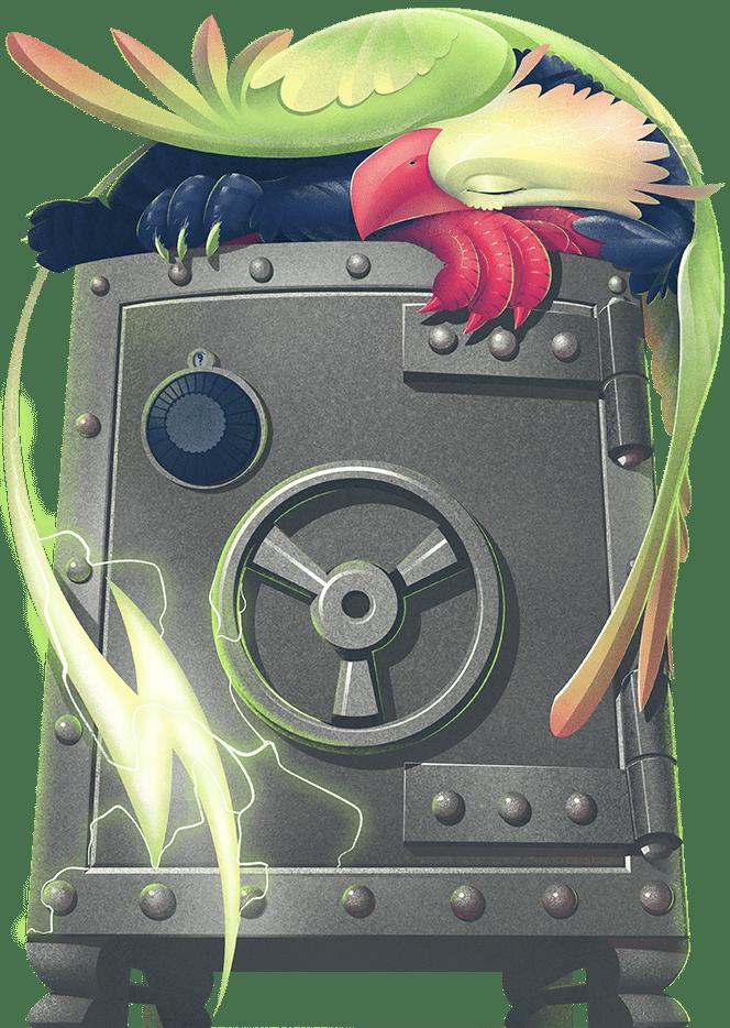 Thundergryph Vault