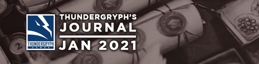 Thundergryph's Journal - January 2021