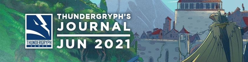 Thundergryph's Journal - June 2021